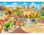 Puzzle Dinopark - DĚTSKÉ PUZZLE
