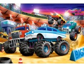 Puzzle Monster Truck Show - DĚTSKÉ PUZZLE