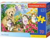 Puzzle Nejlepší přátelé - DĚTSKÉ PUZZLE