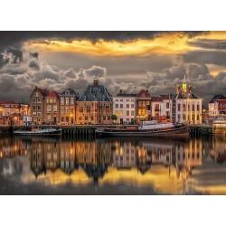 Puzzle Nizozemský sen