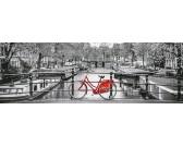 Puzzle Amsterdamské kolo - PANORAMATICKÉ PUZZLE