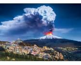 Puzzle Etna, Sicílie
