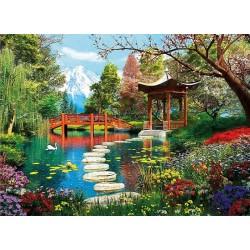 Puzzle Japonská zahrada