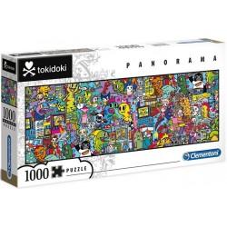 Puzzle Tokidoki - PANORAMATICKÉ PUZZLE