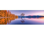 Puzzle Jezero Wanaka - PANORAMATICKÉ PUZZLE