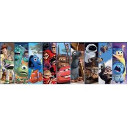Puzzle Pixar - PANORAMATICKÉ PUZZLE