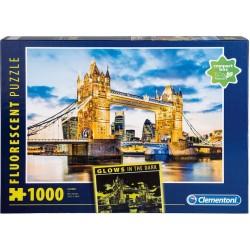 Puzzle Tower Bridge - SVÍTÍCÍ PUZZLE