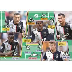 Puzzle Juventus - DĚTSKÉ PUZZLE