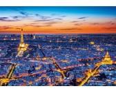 Puzzle Světla Paříže