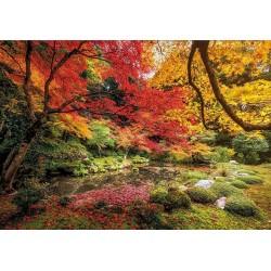Puzzle Podzimní park