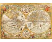Puzzle Stará mapa