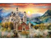 Puzzle Pohádkový Neuschwanstein