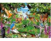 Puzzle Fantastický les