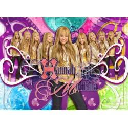 Puzzle Hannah Montana - DĚTSKÉ PUZZLE