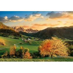 Puzzle Alpy
