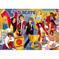 Puzzle High School Musical 3 - DĚTSKÉ PUZZLE