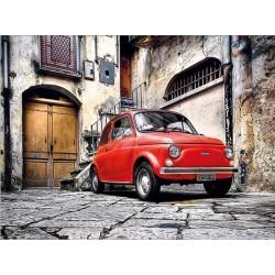 Puzzle Fiat 500