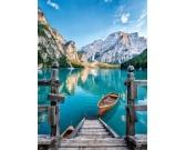 Puzzle Jezero Braies