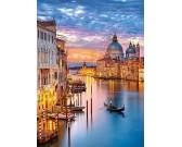 Puzzle Klid v Benátkách