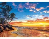 Puzzle Tropická pláž