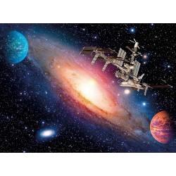 Puzzle Vesmírná stanice