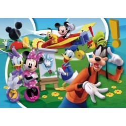 Puzzle Mickye Mouse - MAXI PUZZLE
