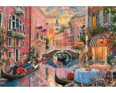 Puzzle Romantika v Benátkách