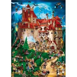 Puzzle Upíří hrad