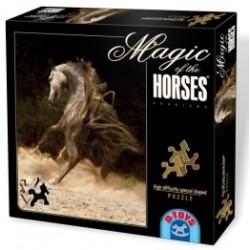 Puzzle Temperamentní kůň