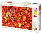 Puzzle Rajčata