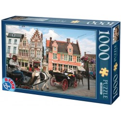 Puzzle Gent, Belgie