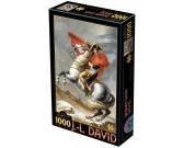 Puzzle Napoleon na koni