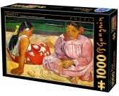 Puzzle Tahiťanky