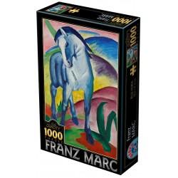 Puzzle Modrý kůň
