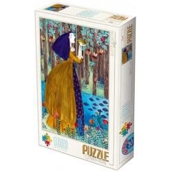 Puzzle O zakletém princi
