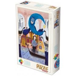 Puzzle Gondoliér