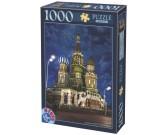 Puzzle Katedrála v Moskvě