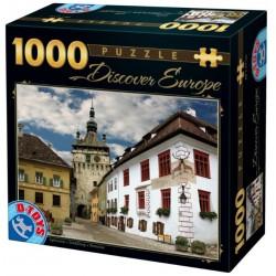 Puzzle Segešvár, Rumunsko