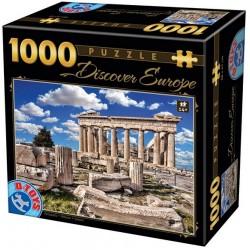 Puzzle Akropolis, Atény