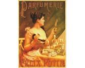 Puzzle Plakát Pafrumerie
