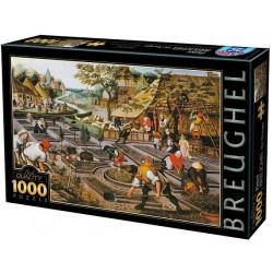 Puzzle Jaro