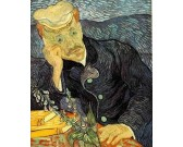 Puzzle Portrét doktora Gacheta