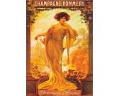 Puzzle Plakát Champagne Pommery
