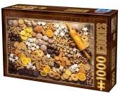 Puzzle Vánoční cukroví