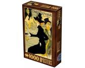Puzzle Plakát Divan Japonais