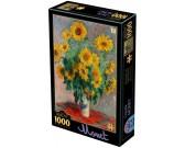 Puzzle Kytice slunečnic