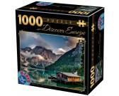 Puzzle Tyrolsko