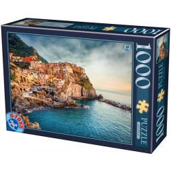Puzzle Manarola, Itálie