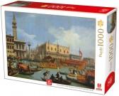 Puzzle Canaletto, Benátky