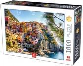 Puzzle Cinque Terre, Itálie